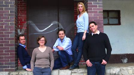 Gruppenfoto Initiatoren